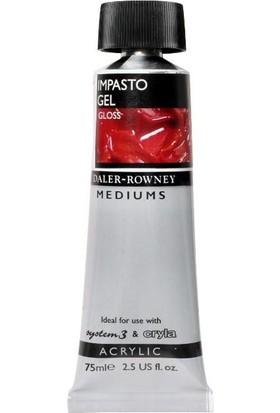 Daler Rowney System 3 Impasto Gel Gloss 75ml