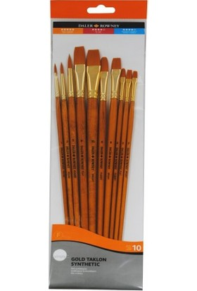 Daler Rowney Fırça Seti 10Lu 216920110