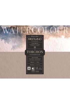 Fabriano Torchon Extra Rough 30.5x45.5cm - 300 Gr. - 20 Yaprak