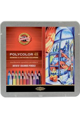 Koh-i Noor Polycolor Kuruboya Kalemi 48'li N:3826