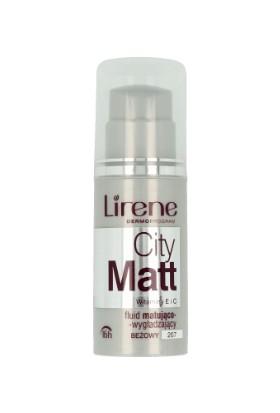 Lirene City Matt Fondöten 207