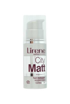 Lirene City Matt Fondöten 208