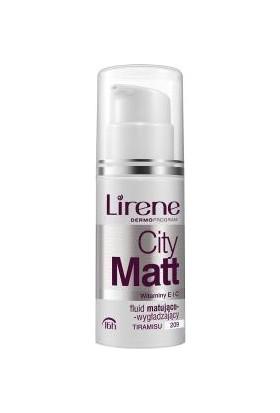 Lirene City Matt Fondöten 209