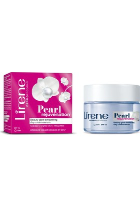 Lirene Pearl Rejuvenation Kırışık Azaltıcı Gündüz Kremi 50 Ml