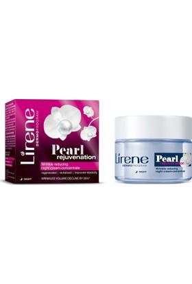 Lirene Pearl Rejuvenation Kırışık Azaltıcı Gece Kremi 50 Ml