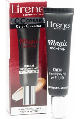 Lirene Cc Cream Colour Corrector Magic Make-Up