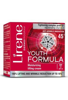 Lirene Youth Formula 45+ Nemlendirici Gündüz Kremi 50 Ml