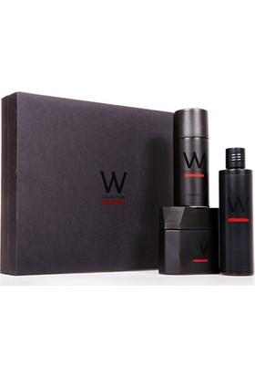 Vakko W Collectıon 3Lü Erkek Parfüm Seti