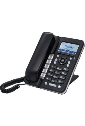 Persephone D378 Poe IP Telefon - 2 Hatlı 5 Blf Tuşlu IP Telefon