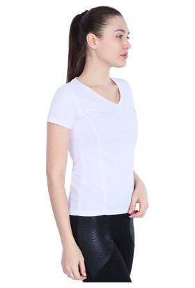 Sportive Polkestop Kadın Tshirt
