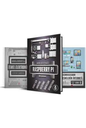 Raspberry Pi Seti (3 Kitap) - Arda Kılıçdağı