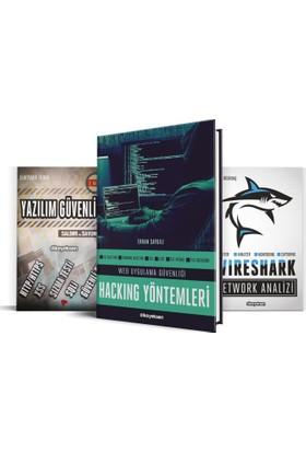 Siber Güvenlik Ve Eğitim Seti (3 Kitap) - Erhan Saygılı