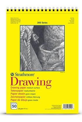 Strathmore Drawing Çizim Defteri 114Gr. A5 N:340-95