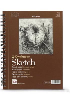 Strathmore Sketch Çizim Defteri 89Gr. - A5 N:455-95