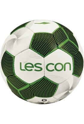 Lescon La-2567 Yeşil Futbol Topu G 14 5 Numara