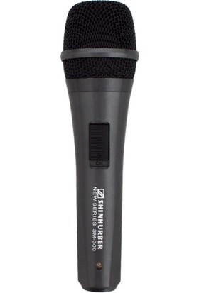 Mikrofon Shinhurber Dinamik SM300