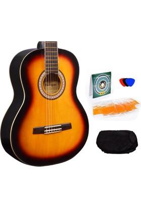 Rodriguez Klasik Gitar Seti RC465SBST