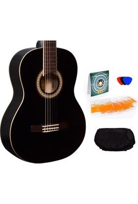 Rodriguez Klasik Gitar Seti RC465BKST