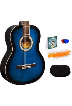 Rodriguez Klasik Gitar Seti RC465BLST