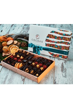 Cocoas Chocolat Harmoni Artisan Çikolata 1000 gr
