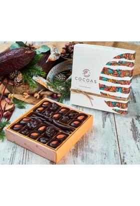 Cocoas Chocolat Vegan Spesiyal Çikolata 500 gr