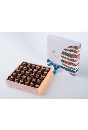 Cocoas Chocolat Mekke Diyeti Vegan Truffle Çikolata 500 gr