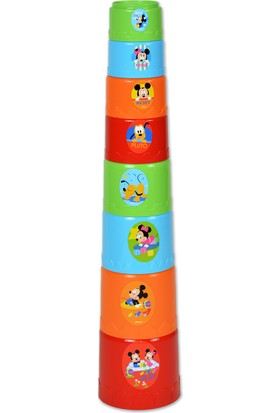 Furkan Toys Disney Baby Silindir Kule