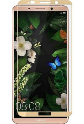 KılıfShop Huawei Mate 10 Pro Tam Ekran Koruyucu + Tam Cam Ekran Koruyucu