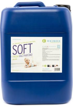 Ekinox Soft Fresh Halı Parfümü 20 kg