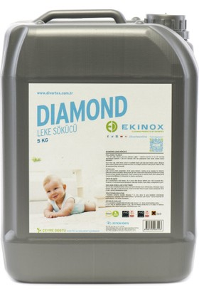Ekinox Diamond Konsantre Plus Leke Sökücü 5 kg