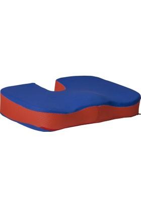 Viscofoam Ortopedik Oturma Minderi-Simidi-Yastığı Visco Yastık