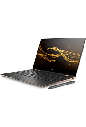 "HP Spectre x360 13-AE000NT Intel Core i7 8550U 8GB 512GB SSD Windows 10 Home 13.3"" FHD İkisi Bir Arada Bilgisayar 2PF64EA"