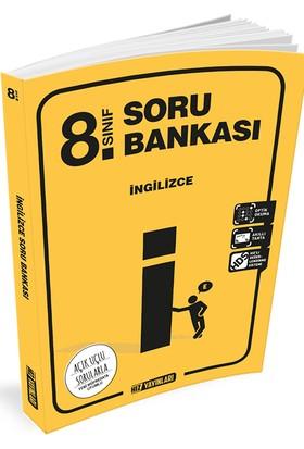 Hız 8. Sınıf İngilizce Soru Bankası