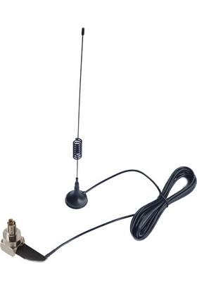 Platoon Wın Anteni 3G,4G 7 Dbı Crc9 Soketli Wın Anteni
