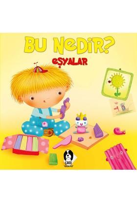 Bu Nedir? Eşyalar - Elif Tahmiscioğlu