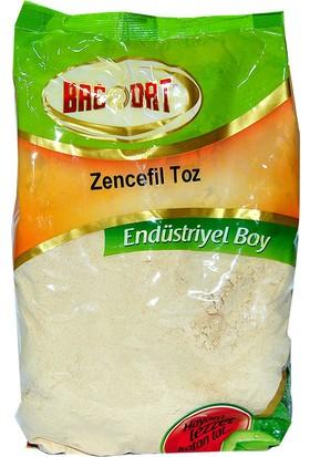 Bağdat Baharat Toz Zencefil 1 kg Paket
