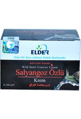 Nurs Elder Salyangoz Özlü Krem 100 ml