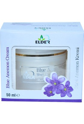Nurs Elder Mavi Anemon Kremi 50 ml