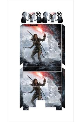 StickerMarket PS4 Fat Tomb Raider Sticker Seti
