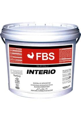 Fbs Silikonlu İç Cephe Boyası 7 kg İnci Beyazı