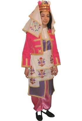 Köylüpazarı Zeybek Yöresel Kıyafeti Kostümü
