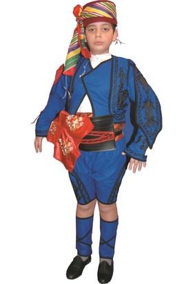 Köylü Pazarı Zeybek Erkek Yöresel Kıyafeti