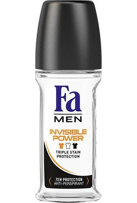 Fa Invisible Power Roll-on 50 ml