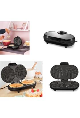 Tchibo İkili Waffle Makinesi