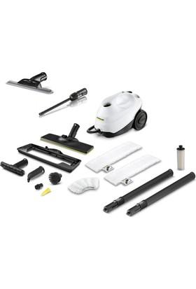 Karcher Sc 3 Easyfix Premium Tekstil Başlığı Ve Cam Silme Aparatlı Buharlı Temizlik Makinesi