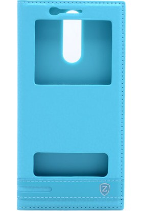 Etabibizde Huawei Mate 10 Lite Kılıf Gizli Mıknatıslı Sentetik Kapaklı Elite