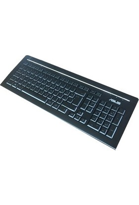 Asus F USB Kablolu Desktop Klavye Siyah 0K001