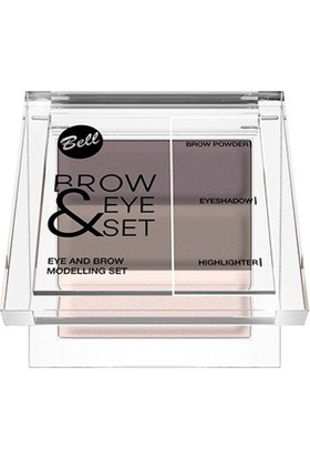 Bell Brow & Eye Set 01