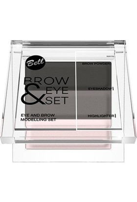 Bell Brow & Eye Set 02