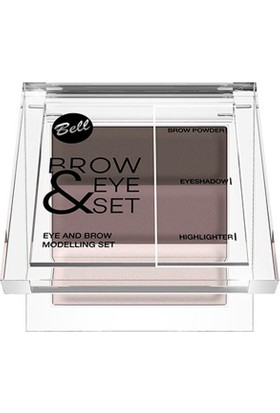 Bell Brow & Eye Set 03